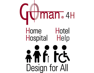 GOMAN 4H, Furnishing accessories for bathrooms