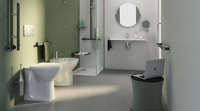 Furnishig accessories for bathrooms Goman