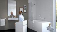 Design bathrooms for the elderly
