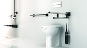 Design accessories for the bathrooms Goman