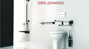 Bathrooms for disabled, serie Leonardo