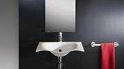 Universal wash basin Flight
